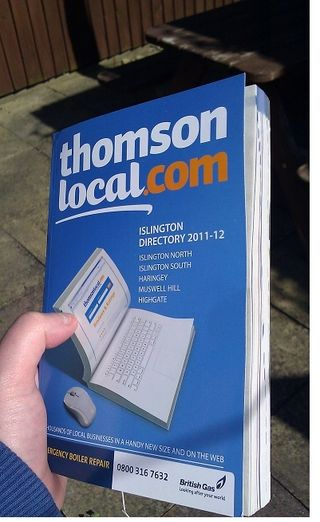The new pamphlet from Thomson.com