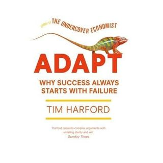 Adapt by Tim Harford