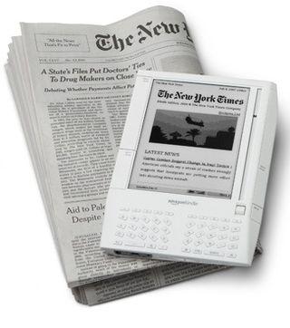 NYT Kindle